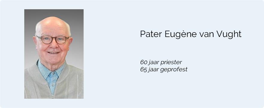 Pater Eugène van Vught