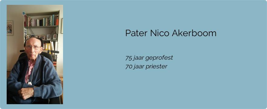 Pater Nico Akerboom