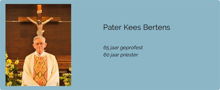 Pater Kees Bertens