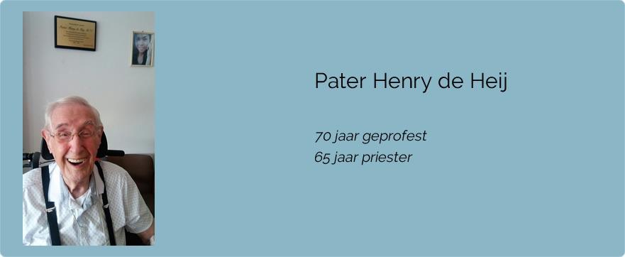 Pater Henry de Heij