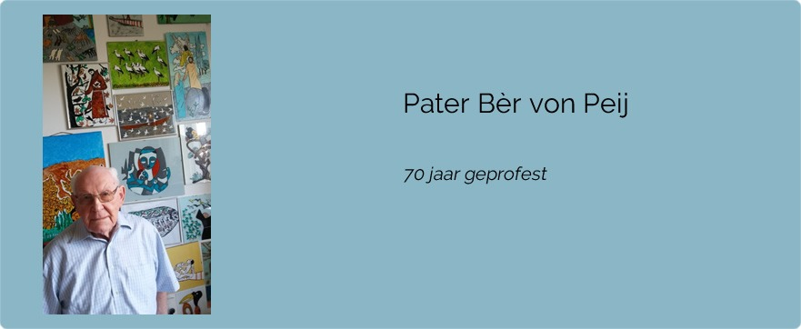 Pater Bèr von Peij