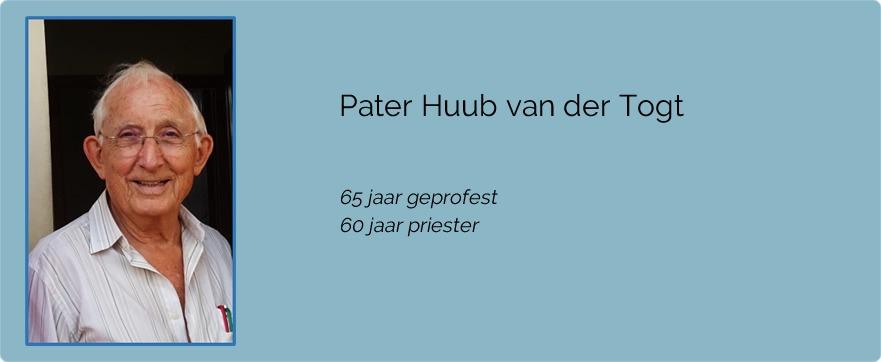 Pater Huub van der Togt