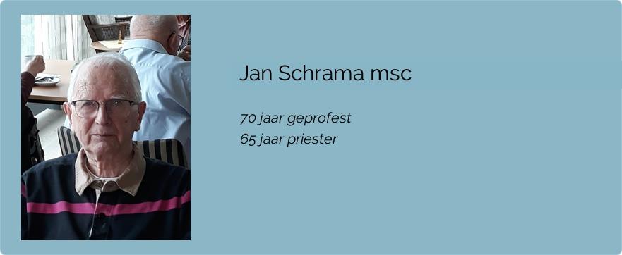 Jan Schrama msc