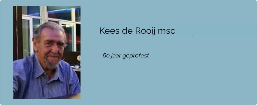 Kees de Rooij msc